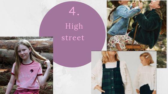 hight street