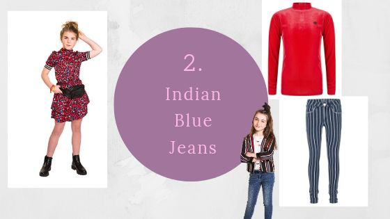 indian blue jeans, favoriete kinderkleding merk