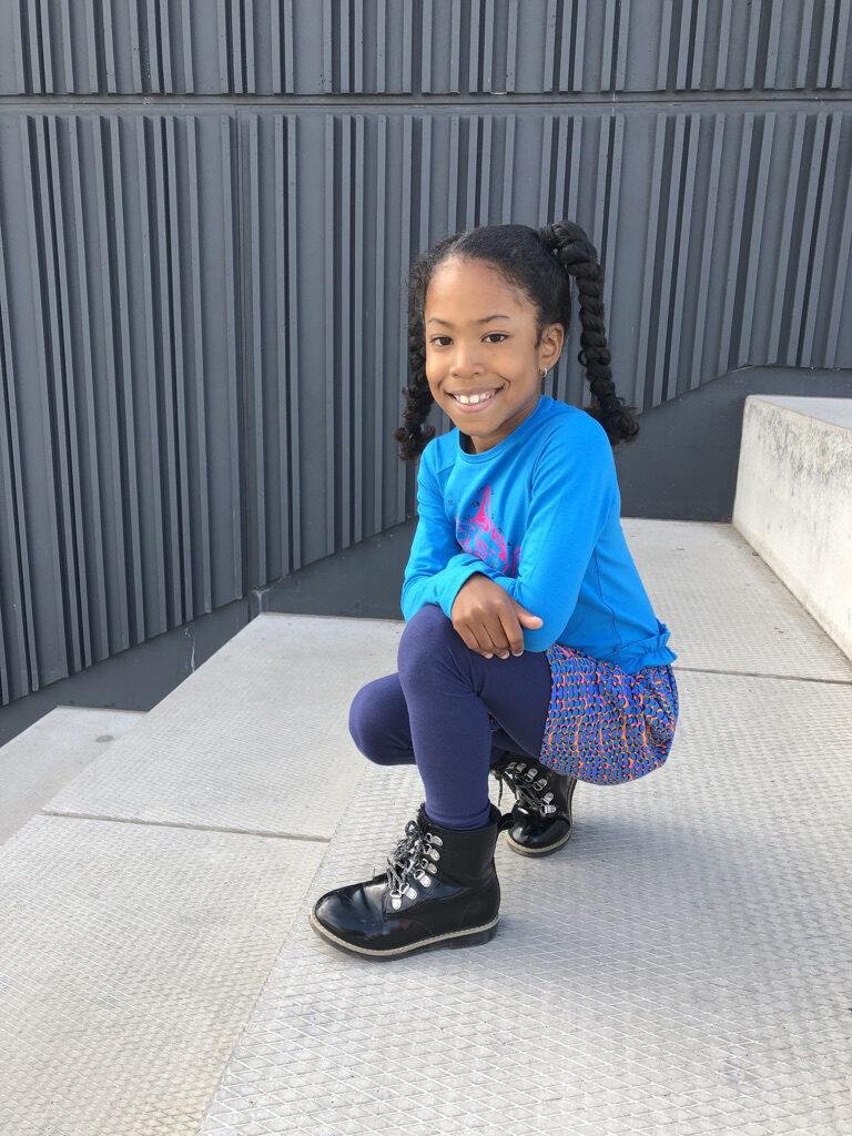 kleurrijke kinderkleding, kleurrijke meisjeskleding