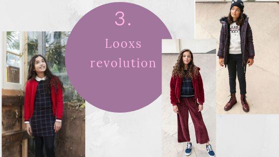 looxs revolution, popualiar kinderkleding merk