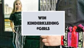 meisjeskleding winnen, girlslabel, meisjesmode, winacties