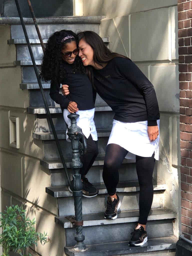 twinning kleding, moeder en dochter kleding