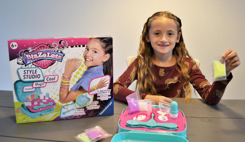 Blazelets Style Studio, girlslabel, speelgoed van het jaar 2019