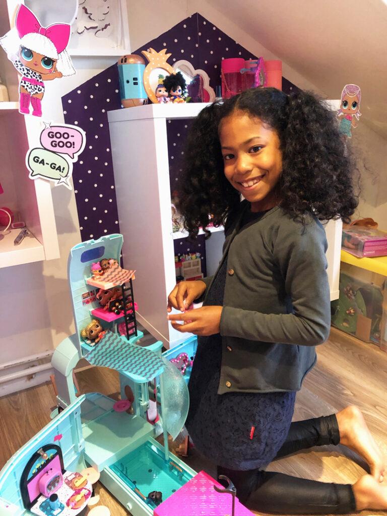 LOL poppetjes, lol camper, LOL speelgoed, meisjesspeelgoed, populair speelgoed