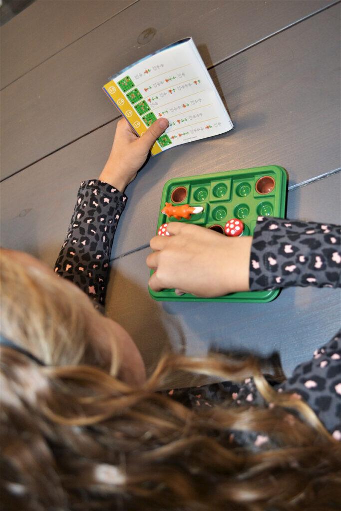 Smart Games Jump in', leerzaam spel, educatief spel, spelletjes, games