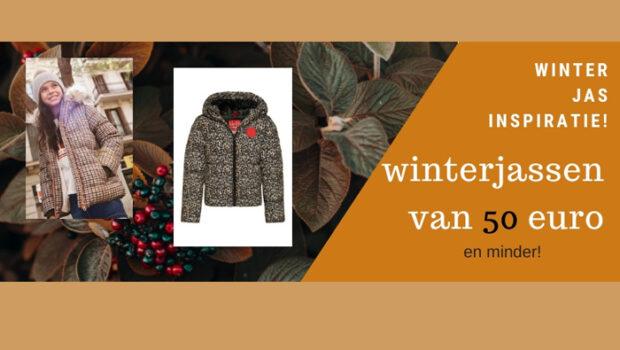 meisjes winterjassen onder de 50 euro, betaalbare winterjassen, goedkope winterjassen