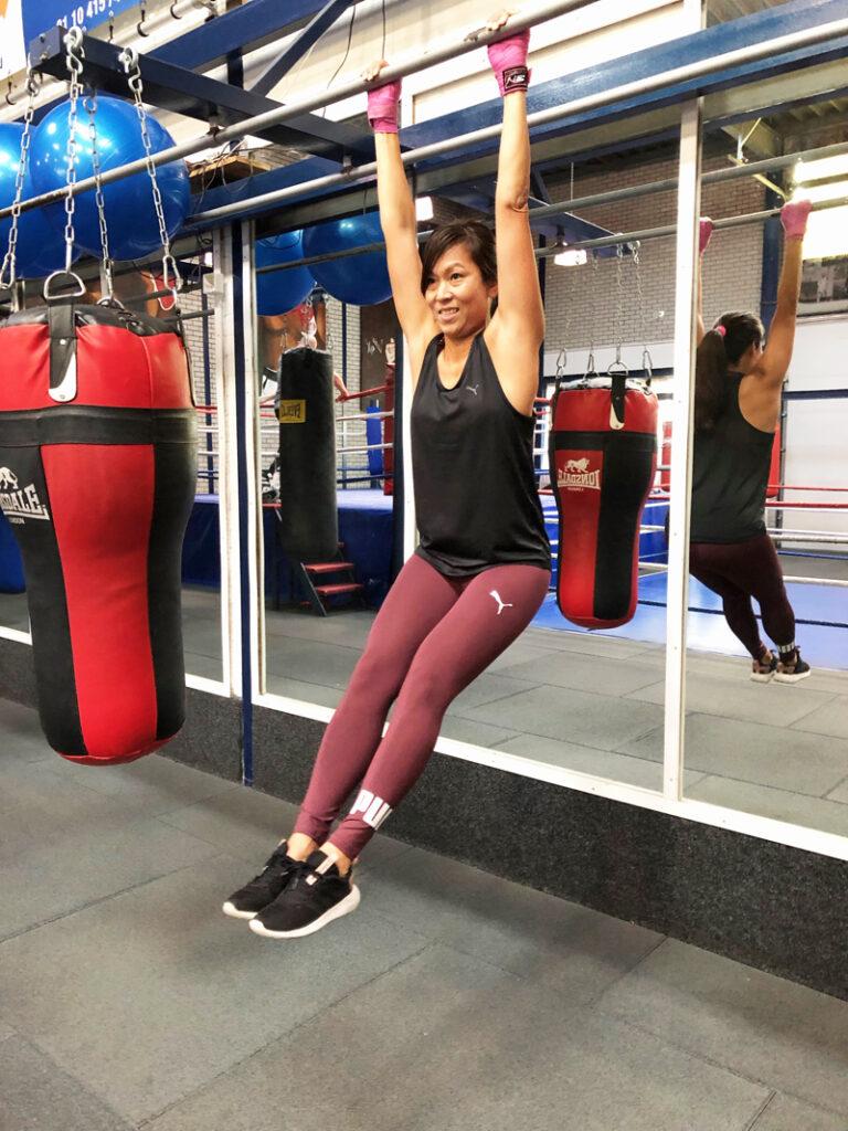 sportkleding, fit blijven met het gezin