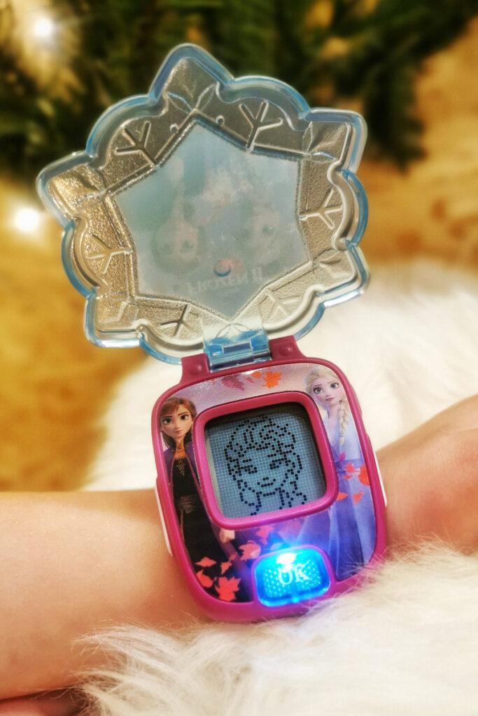 Frozen horloge, VTECH horloge, kinderhorloge, meisjes horloge, Frozen II learning watch