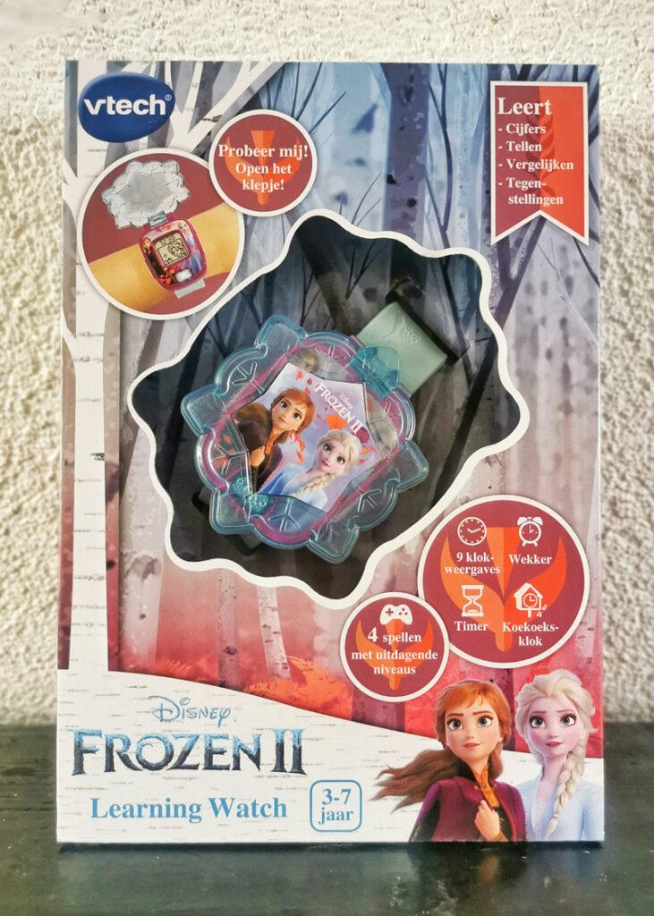 Frozen horloge, VTECH horloge, kinderhorloge, meisjes horloge, Frozen II learning watch,