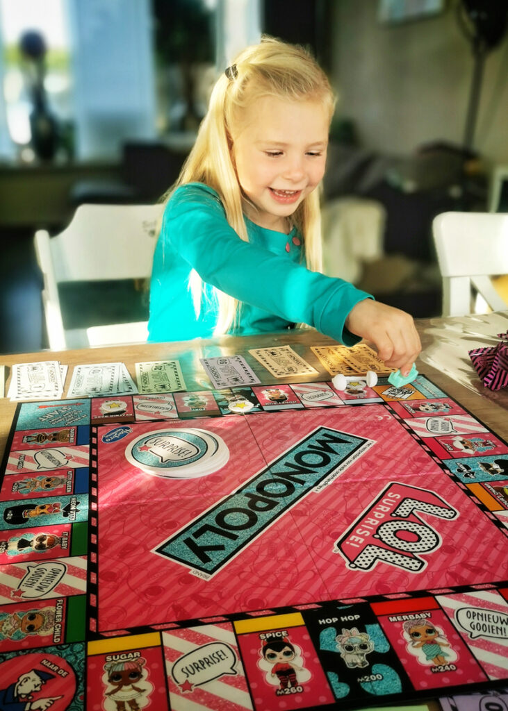 L.O.L. Surprise monopoly, LOL surprise monopoly, meisjesspeelgoed