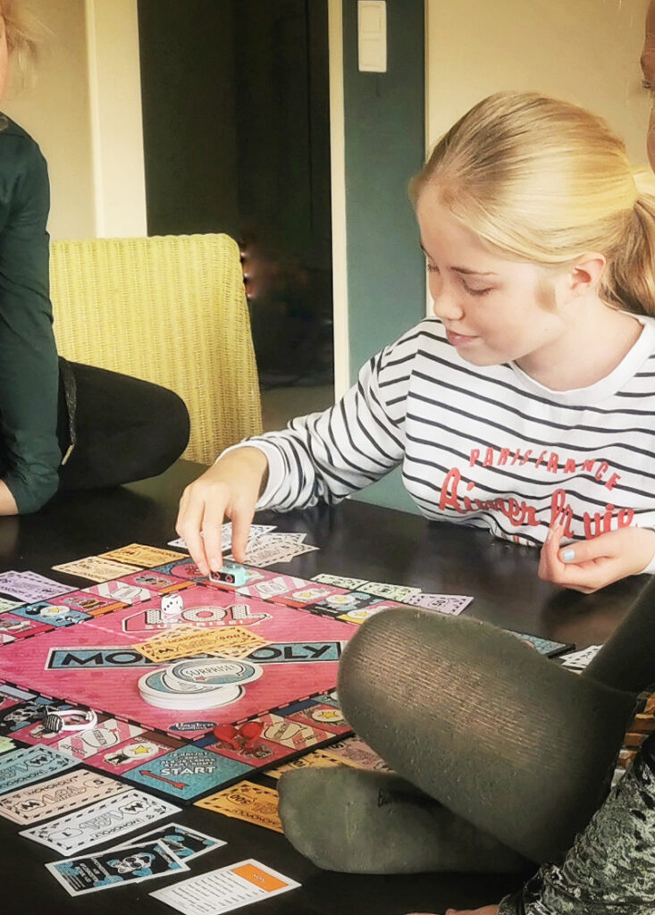 LOL surprise monopoly, monopoly voor meisjes