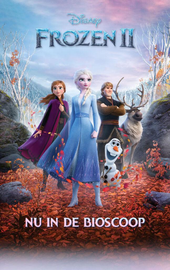 frozen 2, frozen winactie, win vrijkaarten voor Frozen 2, Frozen Disney