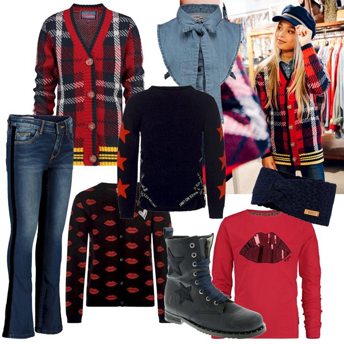 hippe meidenkleding, tienerkleding meisjes, hippe meisjes outfit, vingino outfit, kindermode styling, girlslabel
