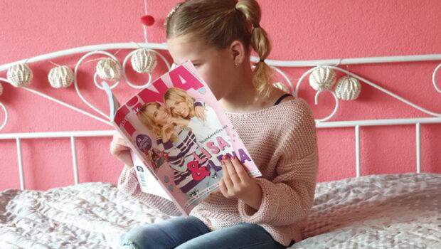 tina, tina vriendenboekje, meidendingen, girlslabel