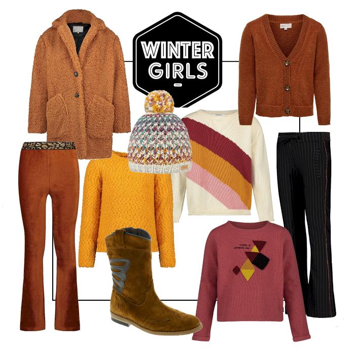 winterkleding meisjes, get the look meisjes kleding, kinderkleding styling
