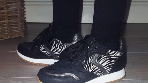 zebra sneakers voor meisjes