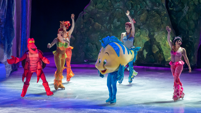 disney on ice nederland, fining nemo