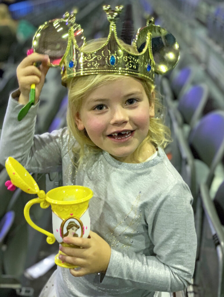 disney on ice nederland, girlslabel, disney on ice ervaring, bezoek aan disney on ice