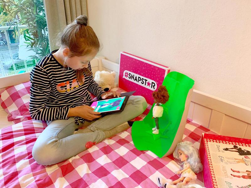 snapstar, snapstar dolls, social media poppen, Social Influencer poppen, yulu, girlslabel, meisjesspeelgoed