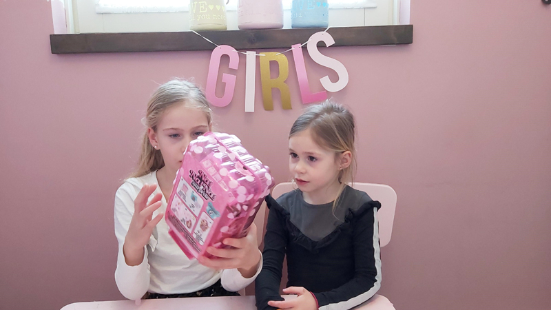 NANANA Surprise, LOL surprise, unboxing speelgoed, speelgoed trends