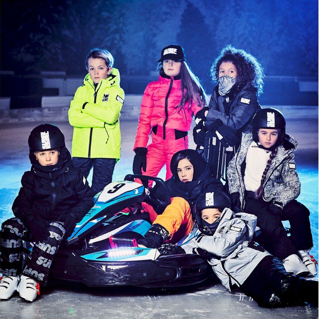 Wintersport kinderkleding, skikleding kind, skikleding kind korting