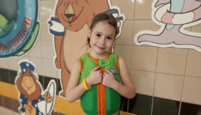 zwemles kind, veilig zwemmen met kinderen, zwemmen kind