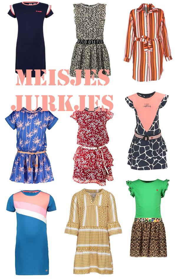 meisjesjurken, hippe meisjes jurkjes, hippe meidenkleding, jurkje nono, jurkje topitm, jurkje moodstreet, jurk likeflo, nameit jurk