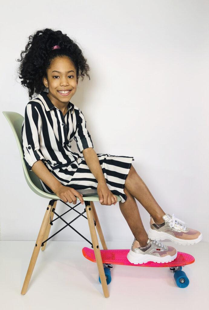 Dad Sneaker, Dad Sneaker trend, trendy sneakers, meisjes sneakers, coole sneakers, red rag sneakers