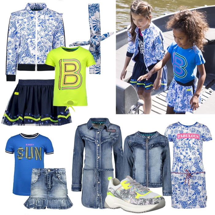 bnosy, bnosy zomer 2020, get the look meisjeskleding, meisjeskleding inspiratie, meisjeskleding voorbeelden