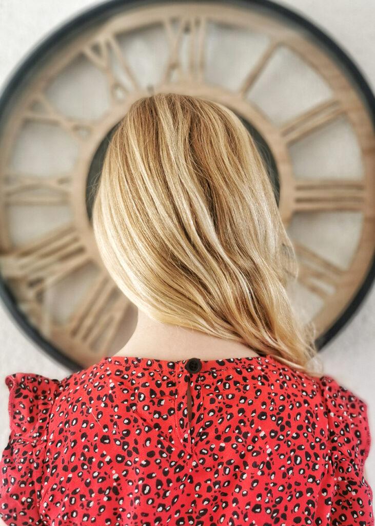 levv jurk, jurkje meisje luipaardprint, rood jurkje meisje