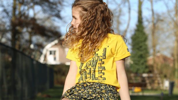 voorjaars-looks voor meisjes, hippe meiden kleding