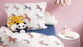 tom en lilly, tom en lilly webshop, webshop kinderkamer accessoires, paarden dekbedovertrek, meisjeskamer