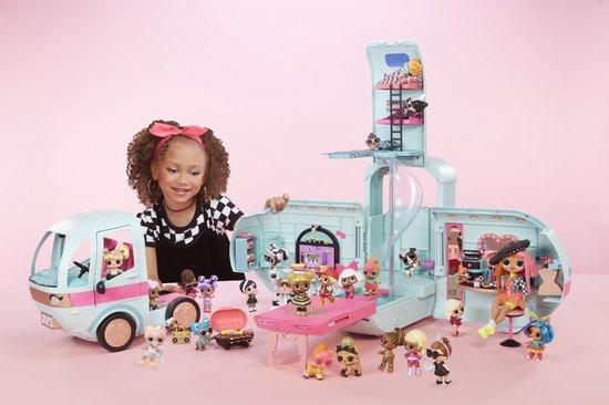 LOL glamper, meisjescadeau, cadeau meisje 4 jaar, cadeau meisje, meisjescadeau