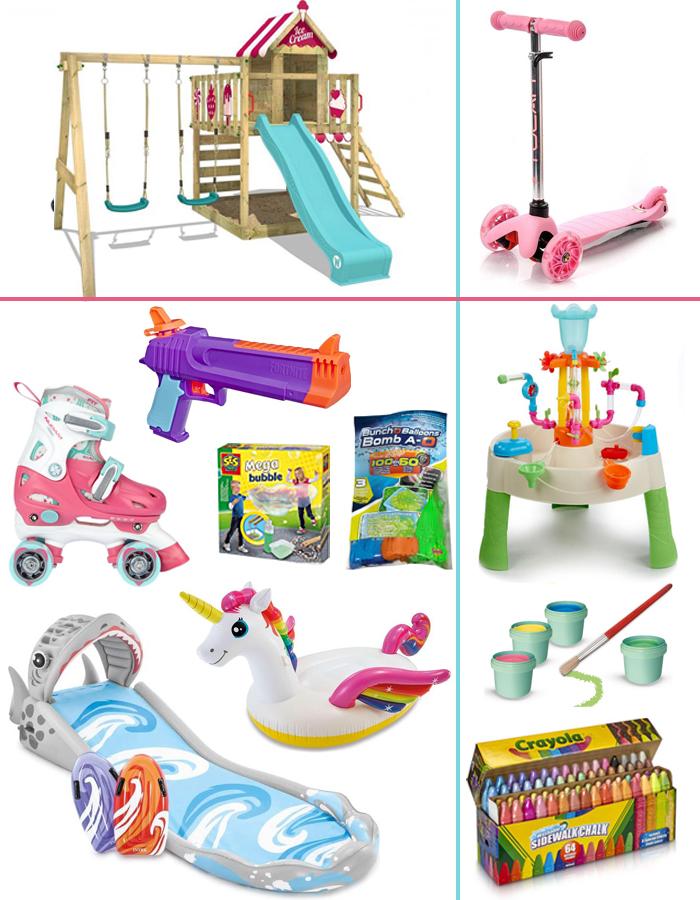 buitenspeelgoed voor meisjes, meisjes buitenspeelgoed, leuk speelgoed voor buiten, waterspeelgoed
