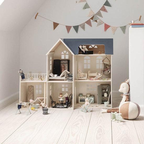 maileg poppenhuis, miniature huis, poppenhuizen, bijzonder poppenhuis