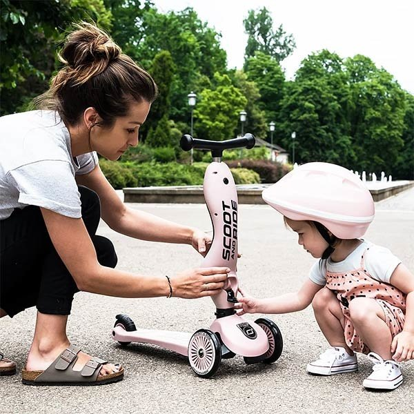 scoot and ride, kinderstep, step voor kleine kinderen, zomerspeelgoed