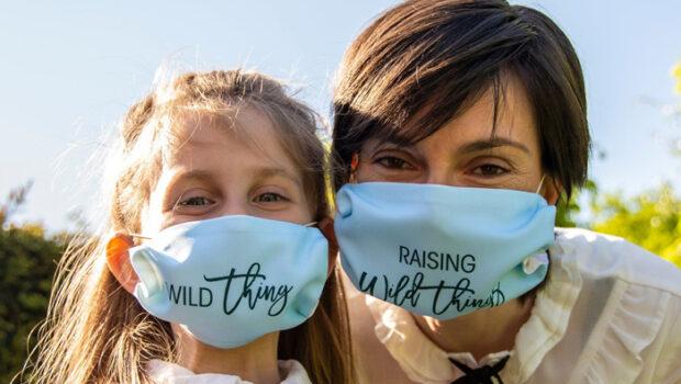 gepersonaliseerde mondkapjes voor kinderen, mondkapje met fotoprint, mondkapje, twinning mondkapjes