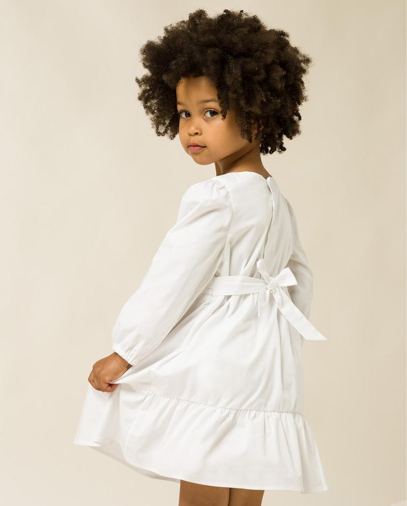 IVY & OAK MINI, mini me, minime fashion, minimemode, IVY & OAK, Broderie anglaise, fashiontrend, zomer 2020
