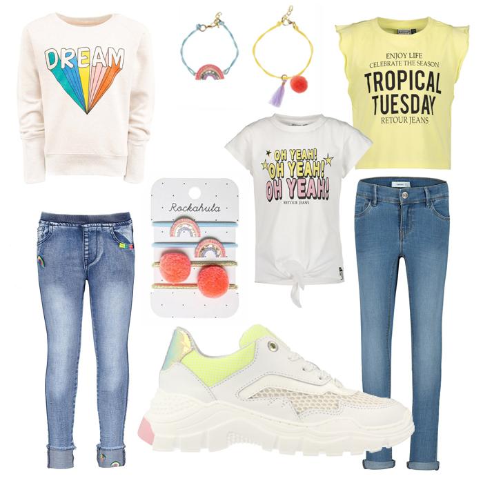 wat moet ik aan vandaag, get the look girls, meisjeskleding inspiratie, fashion girls, girls fashionblog