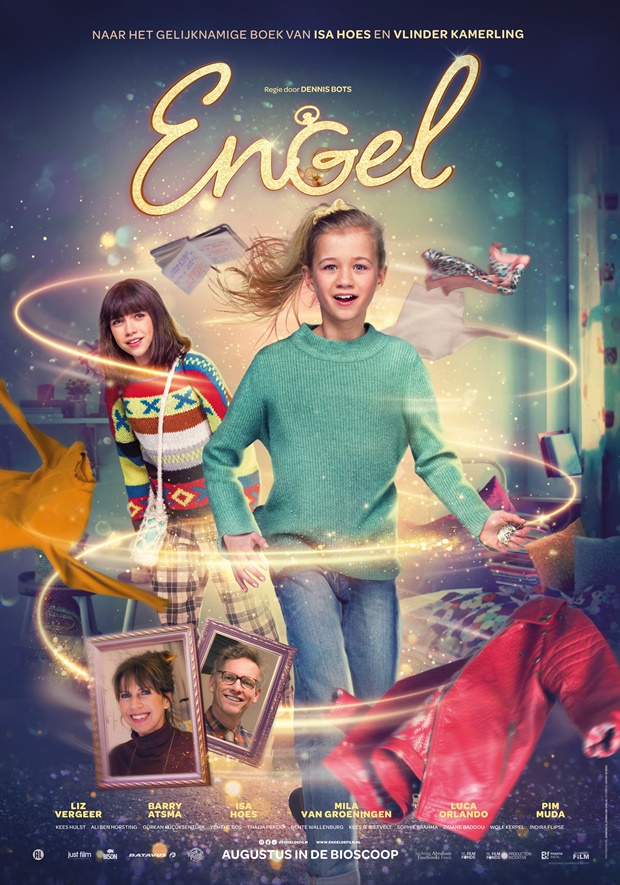bioscoopfilm engel, engel, engel winactie, Bioscoop winactie