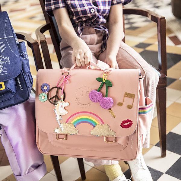 Jeune Premier boekentassen, hippe schooltas meisje, kindertas meise, rugtas meisje, boekentas meisje, hippe kindertas