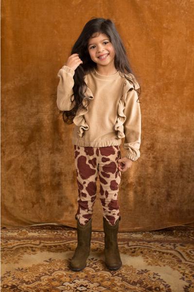 Ammehoela AW2020-2021, ammehoela, ammehoela kleding, urban kindekleding, giraf print