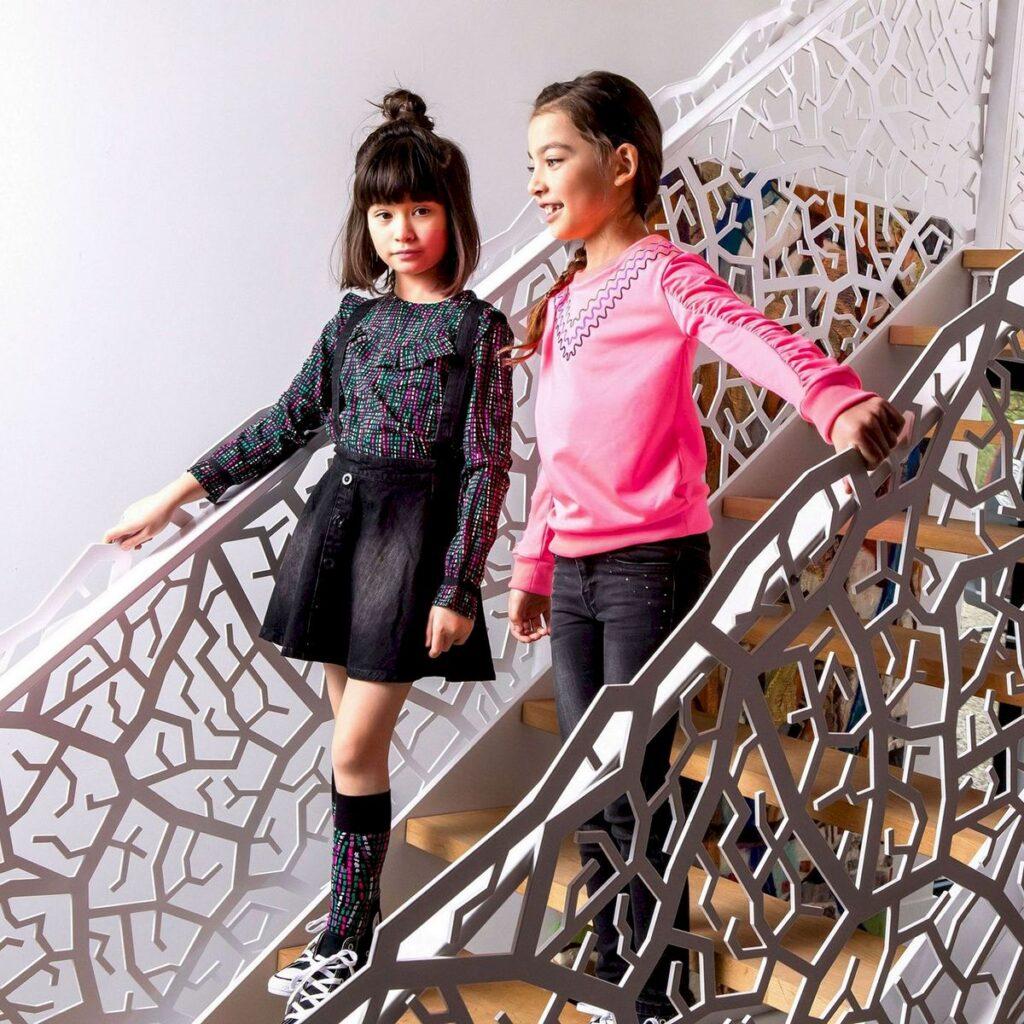 bnosy, bnosy kinderkleding, bnosy winter 2020-2021, kleurrijke kinderkleding, meisjeskleding, meisjesmerkkleding, salopette