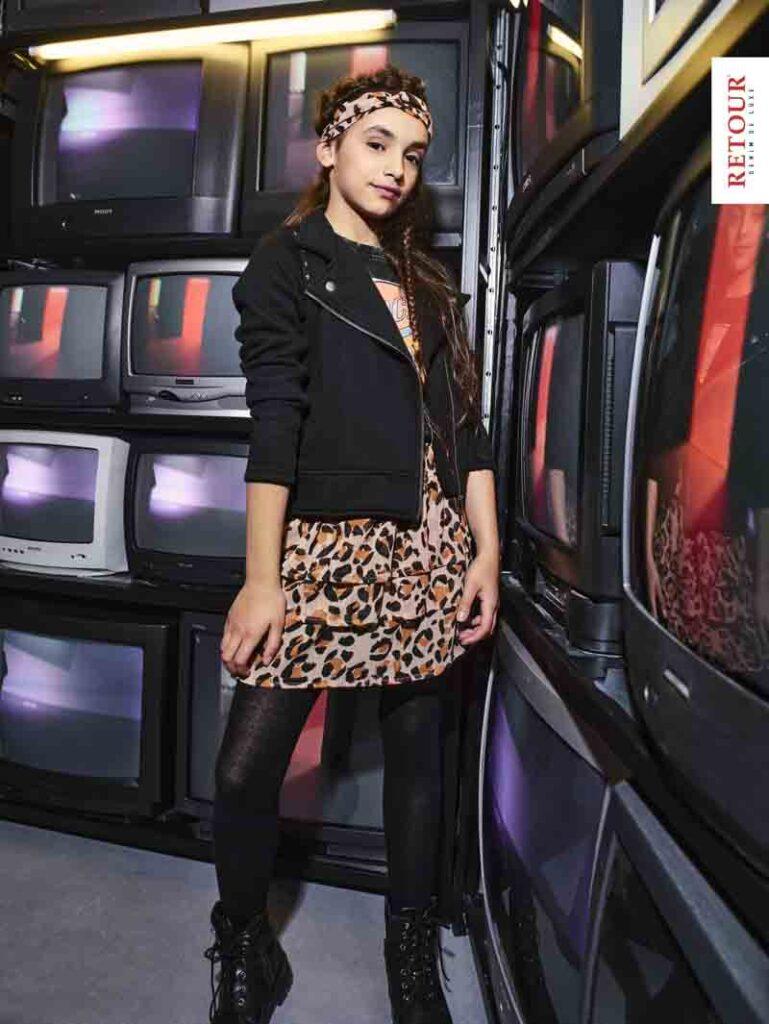 retour jeans, retour denim de luxe, retour, hippe meidenkleding, kinderkleding collectie herfst winter 2020-2021