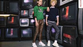 retour jeans, retour denim de luxe, retour, hippe meidenkleding, kinderkleding collectie herfst winter 2020, luipaarprint, kleurrijke meisjescollectie