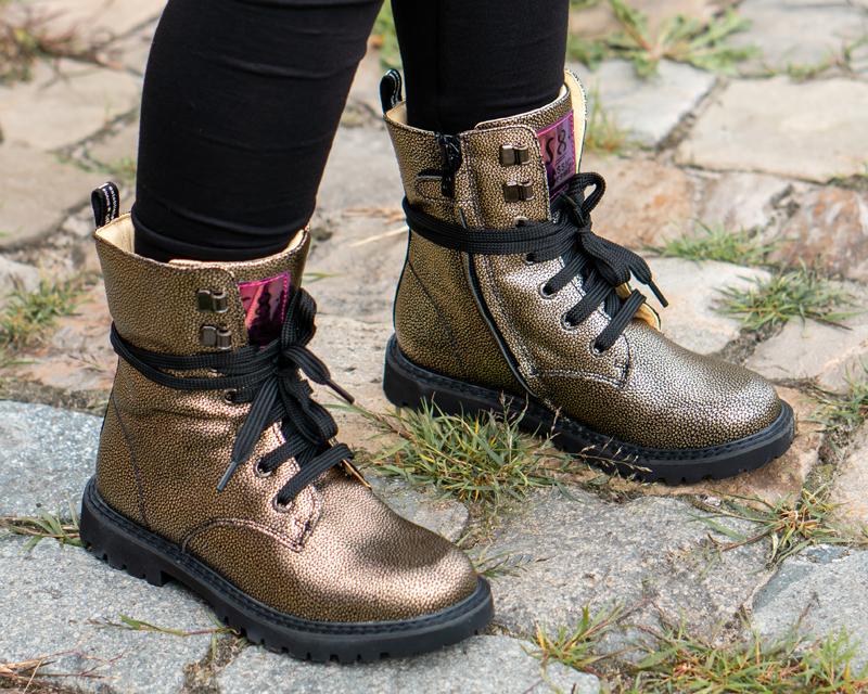biker boots meisje, stoere bikerboots, veterboots, meisjeslaarzen, meisjesschoenen, meisjesmode, shoesme winter 2020