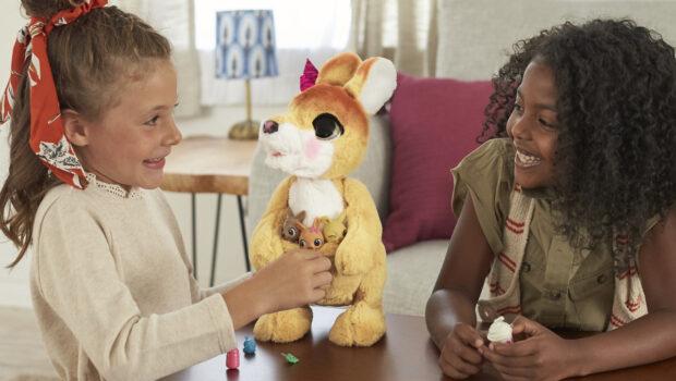 het leukste speelgoed, speelgoed van het jaar 2020, mama josie, speelgoed kangaroe