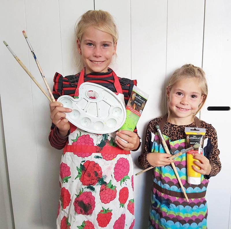 knutsel tips voor kinderen, DIY knutselen