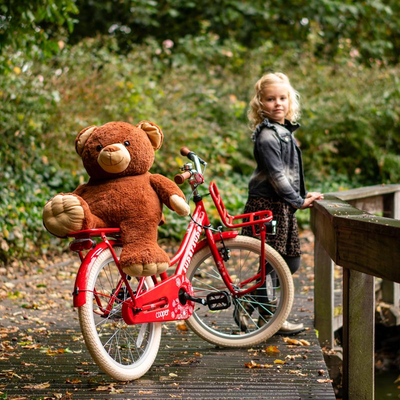 wie mag er mee bij jou op de fiets, fiets challege