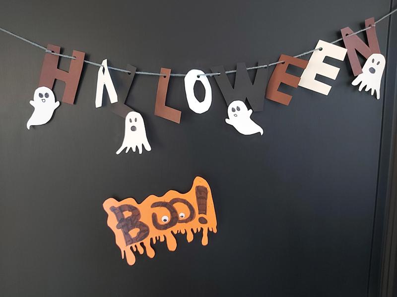 halloween 2020, halloween knutselen, halloween DIY